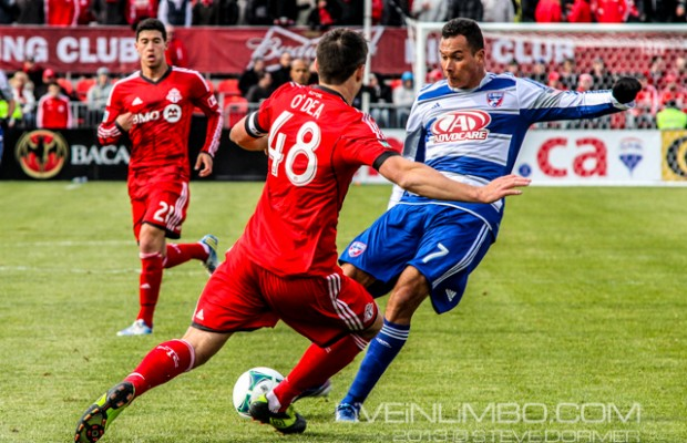 Dallas vs Toronto FC