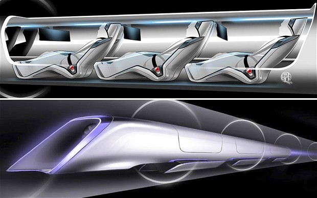 Hyperloop Unveiled