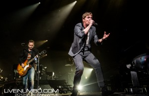 Matchbox Twenty at Budweiser Gardens 2013