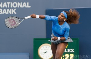 Serena Williams defeats Magdalena Rybarikova