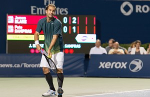 Pete Sampras vs. James Blake