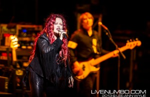 Cyndi Lauper at Massey Hall
