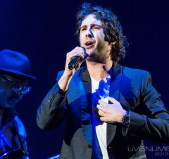 Josh Groban at the Air Canada Centre 2013