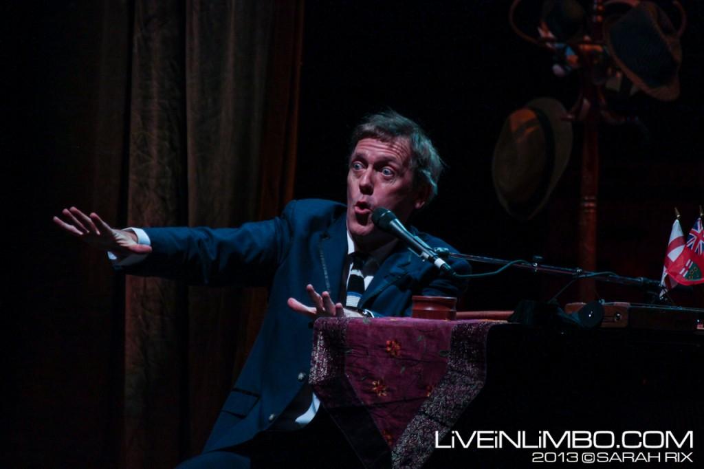 Hugh Laurie at The Dan...