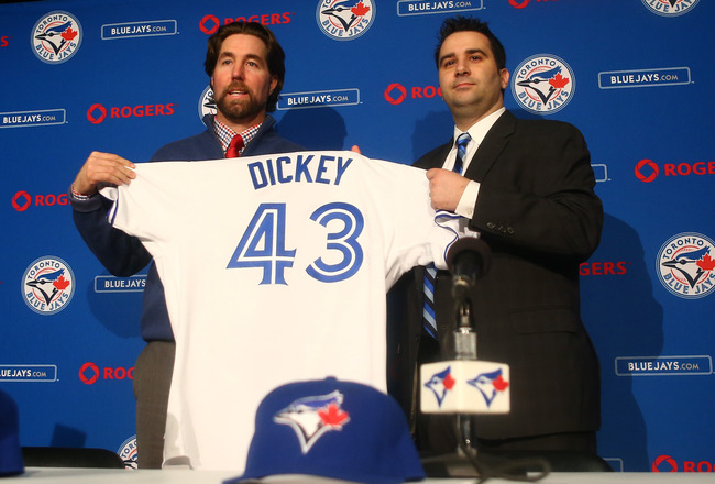 In Depth Offseason Blue Jays Preview