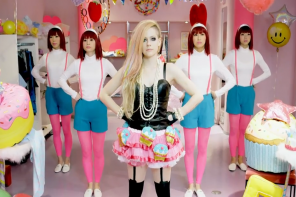 Avril Lavigne Releases New Music Video
