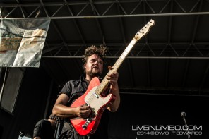 Edgefest: Wildlife, James Black, Dear Rouge at Echo Beach