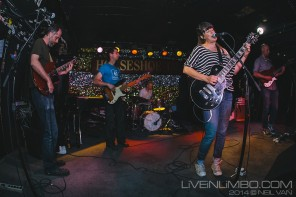 Julie Doiron and The Wooden Stars, Evening Hymns at The Horseshoe Tavern