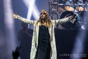 Thirty Seconds to Mars at Air Canada Centre