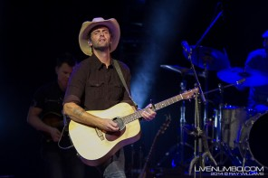 Dean Brody and Doc Walker at Massey Hall