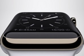 Virtual Vogue: The Apple Watch