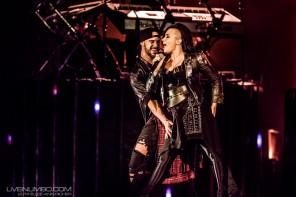 Demi Lovato at FirstOntario Centre