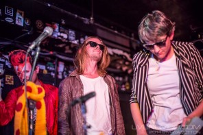 The Pizza Underground, Har Mar Superstar, Candy Boys at The Horseshoe Tavern