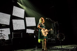 Slowdive and Low at The Danforth Music Hall