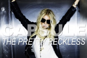 Capsule 47: Taylor Momsen of The Pretty Reckless