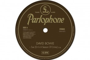 Song of the Week:  David Bowie – Sue (Or In a Season of Crime)