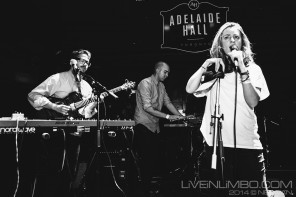 Diana, Lyon, Parallels, Cousins at Adelaide Hall for Indie Week