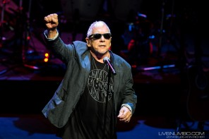 Eric Burdon & The Animals at Oakville Centre for the Performing Arts