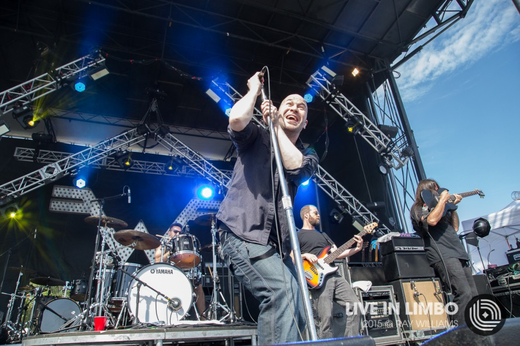 Finger Eleven and Collective Soul at Sound of Music 2015