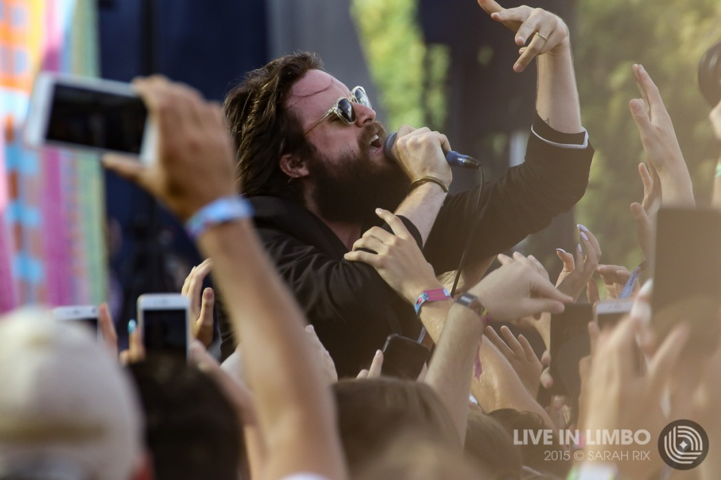 Father John Misty at Osheaga 2015