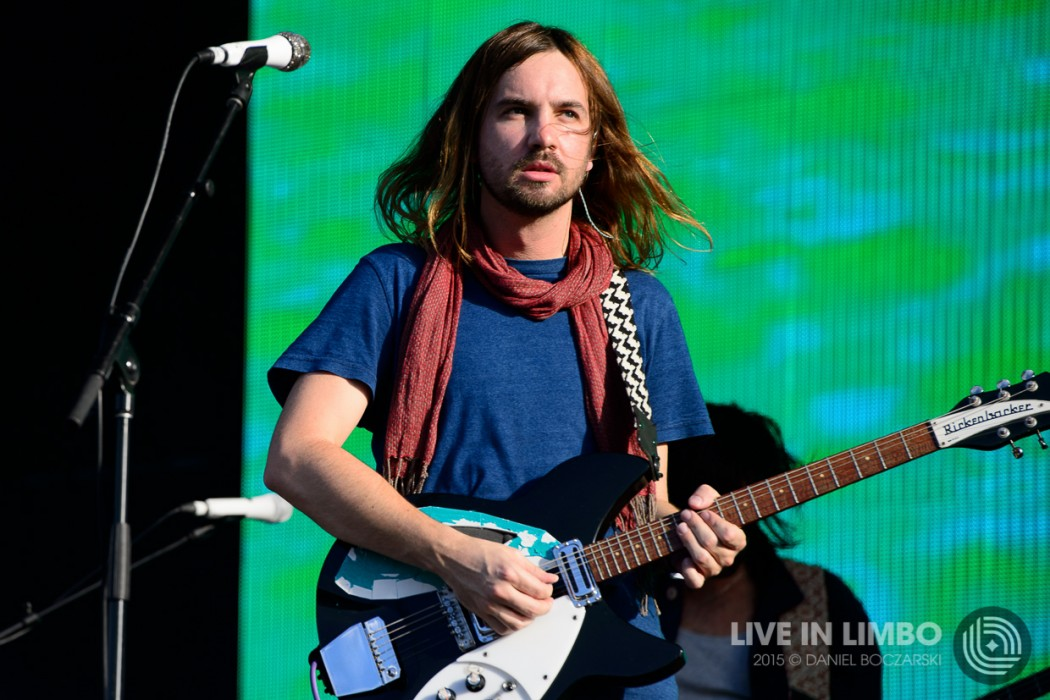 Tame Impala at Lollapalooza 2015