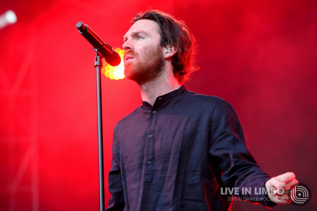 Chet Faker at Lollapalooza 2015