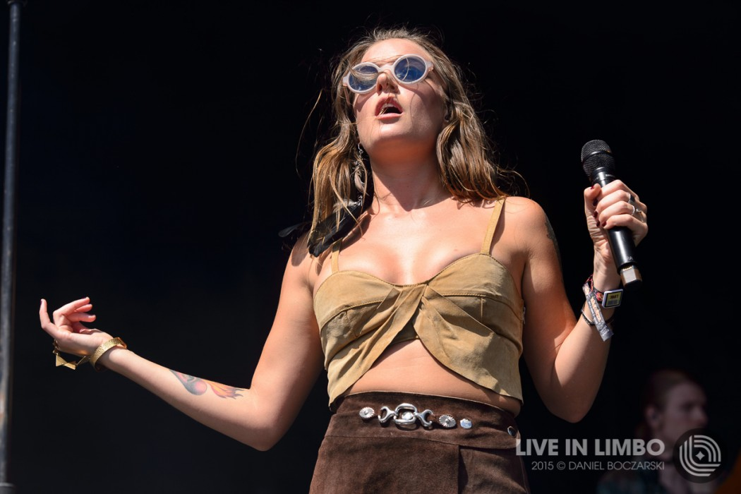 Tove Lo at Lollapalooza 2015