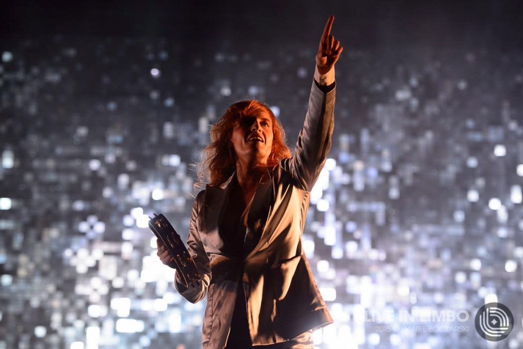 Florence + The Machine at Lollapalooza 2015