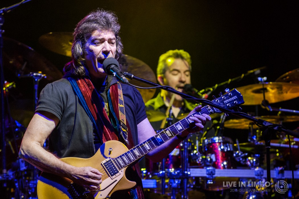 Steve Hackett at Budweiser Gardens