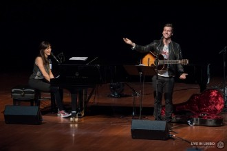 Chantal Kreviasuk And Raine Maida at FirstOntario Performing Arts Centre