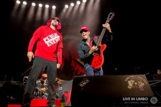 Prophets of Rage at Molson Canadian Amphitheatre