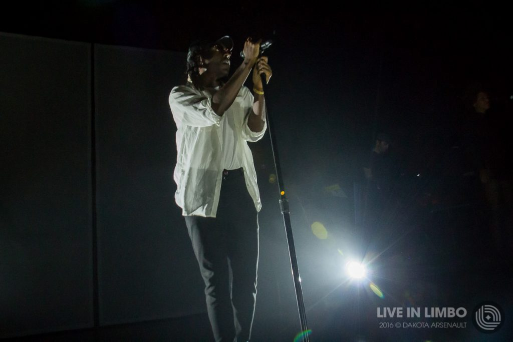 Blood Orange at the Danforth Music Hall - Concert Reviews