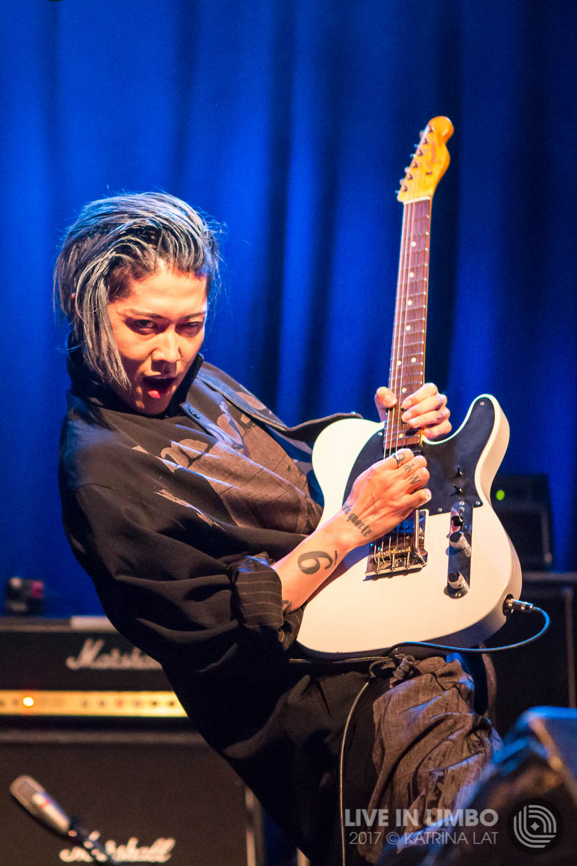 Live In Limbo Miyavi At The Phoenix Concert Theatre