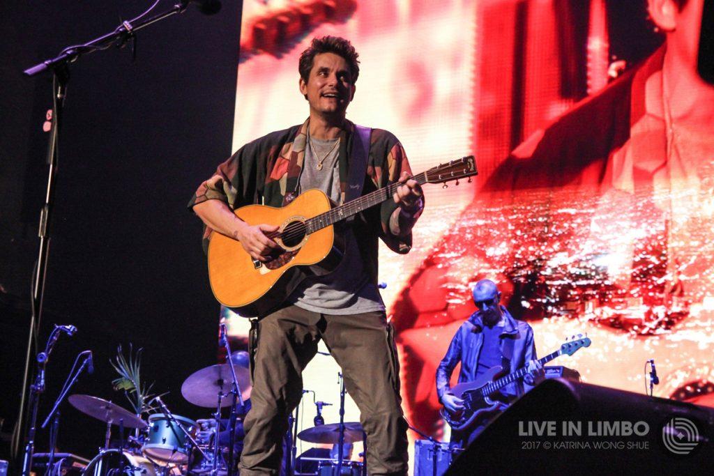 Dawes Tour John Mayer