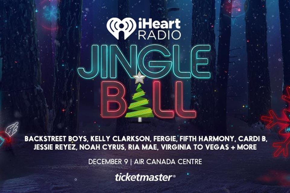 Preview: iHeartRadio Jingle Ball, Toronto 2017 - MUSIC