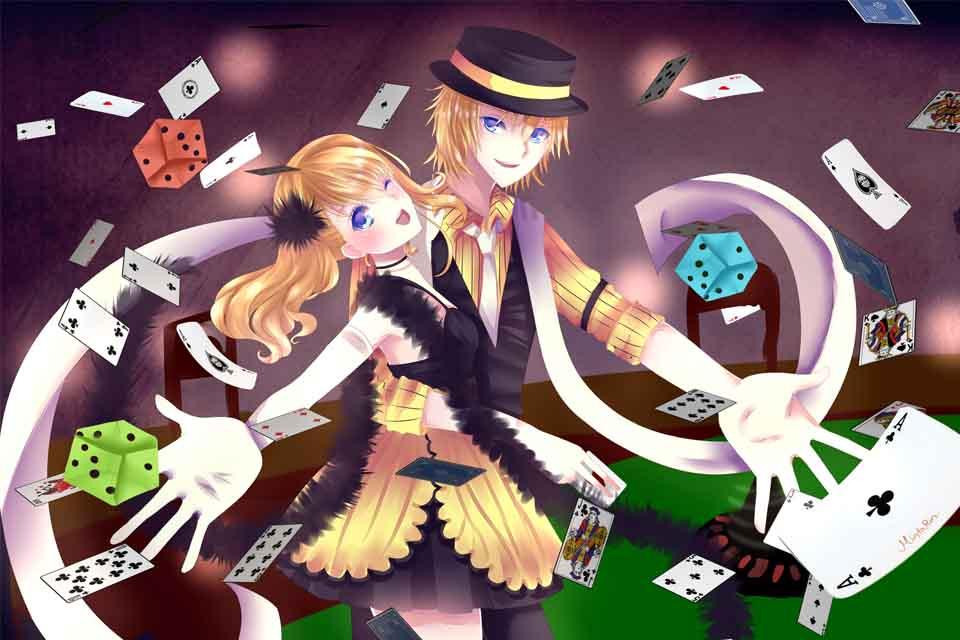 anime casino