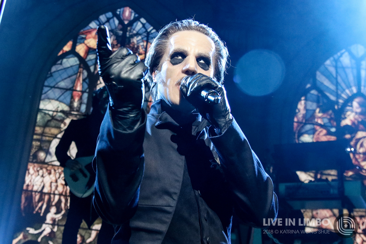 Ghost At The Fillmore Detroit Mi Concert Reviews