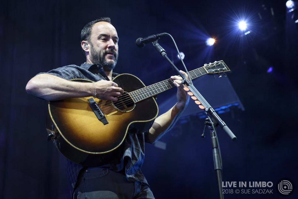 Dave Matthews Band At Budweiser Stage Concert Reviews