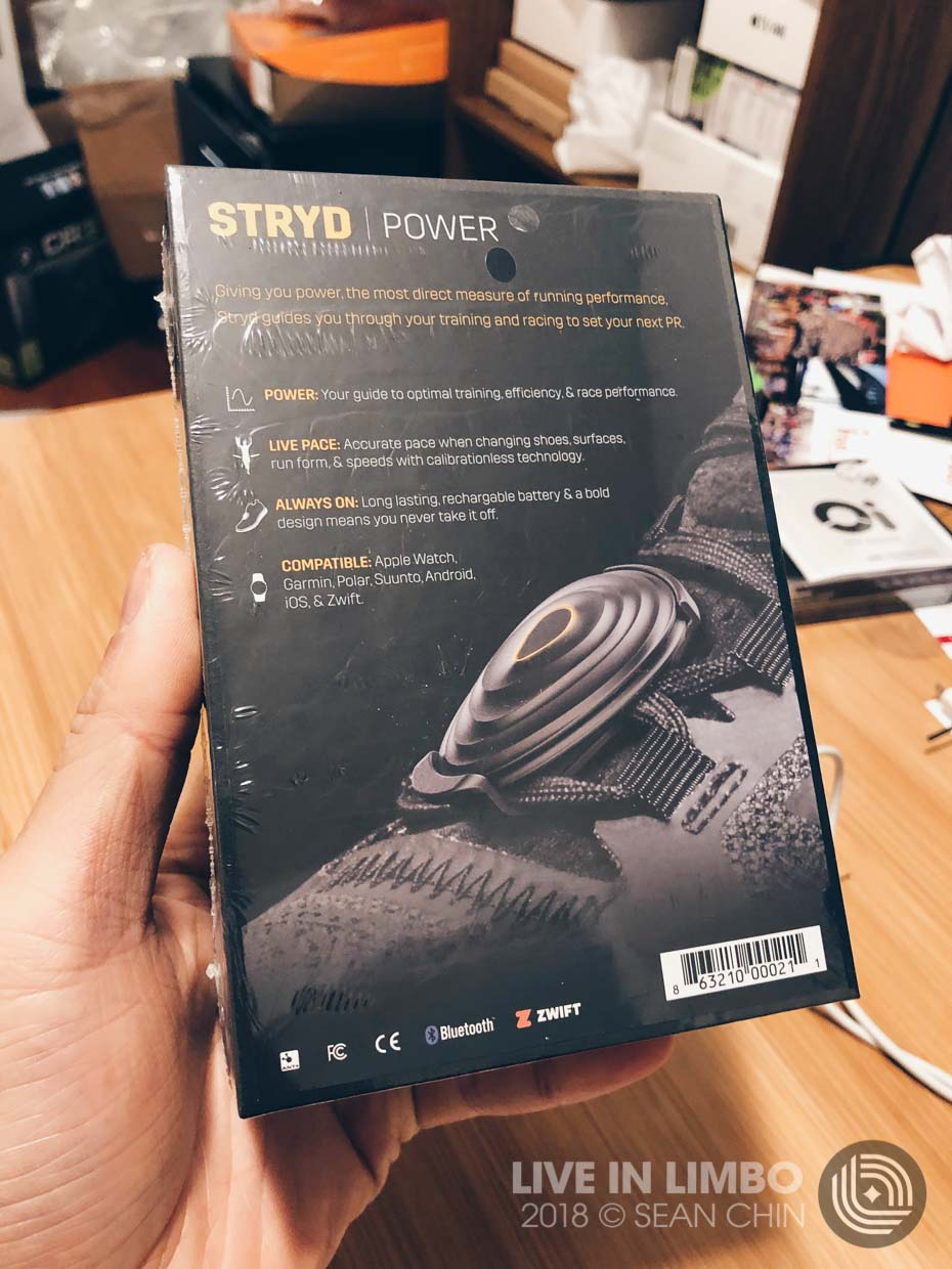 Running with Power, Running with STRYD - LIFESTYLE, TECH