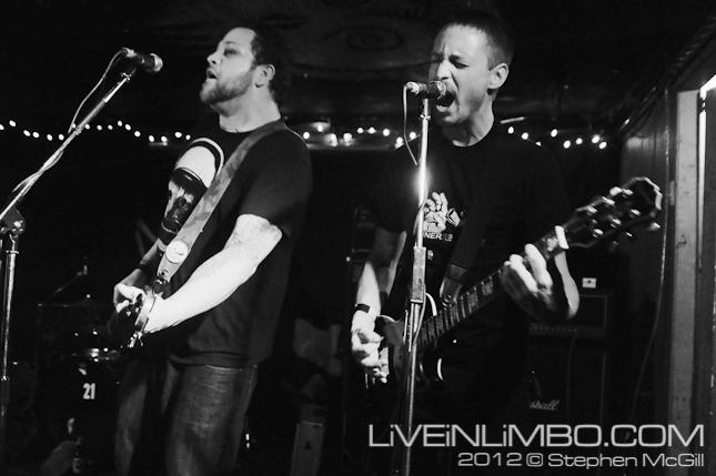 The Video Dead @ Sneaky Dee's Toronto Concert Photos