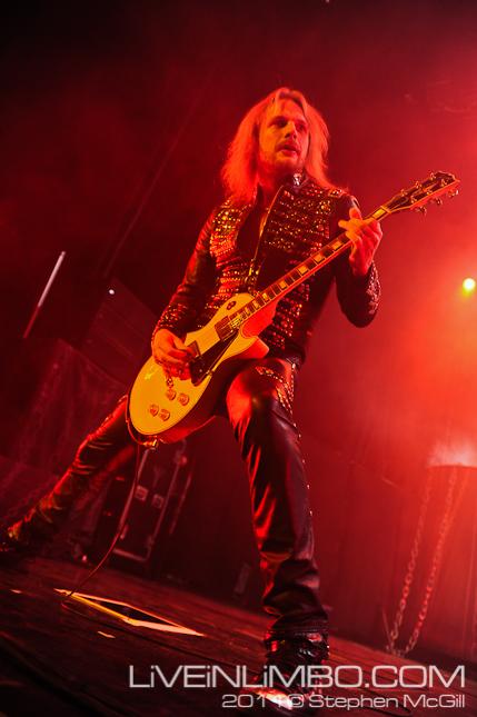 Judas Priest at Air Canada Centre – 11/22/11