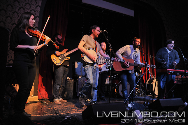 The Strumbellas at The Great Hall