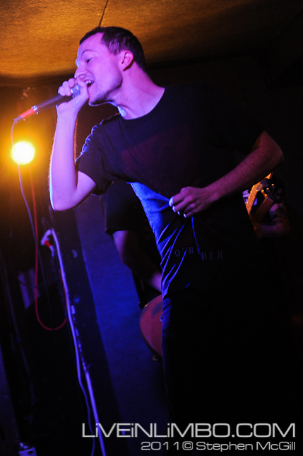 Touche Amore at The Garrison – 11/28/2011