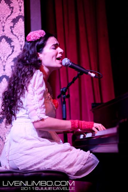 Yael Naim at The Great Hall – 11/07/2011