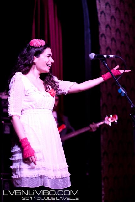 Yael Naim at The Great Hall
