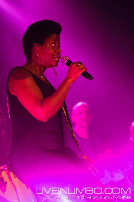 Moby at Phoenix Concert Theatre Toronto concert photos