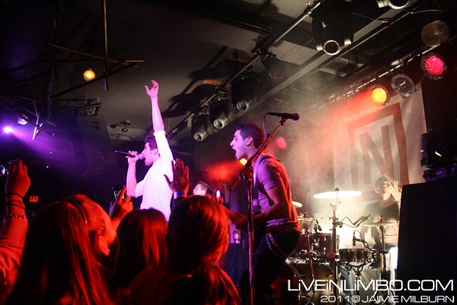 Neverest at Tattoo Rock Parlour concert photos