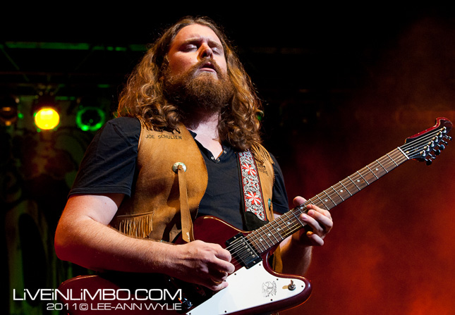 The Sheepdogs at Copps Coliseum