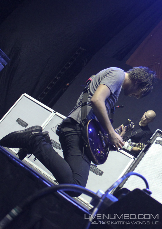 All Time Low at ACC – 02/19/12