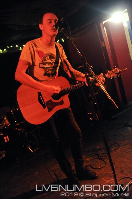 Chris Cresswel @ Sneaky Dee's Toronto Concert Photos